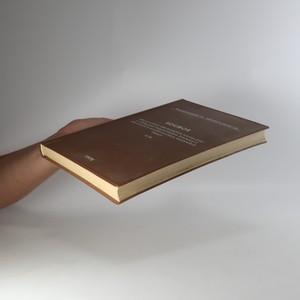 antikvární kniha Soubor převzatých dělnických povolání a příklady pracovních činností převzaté z odvětvových sborníků prací. Díl II. Oděv-textil, 1975
