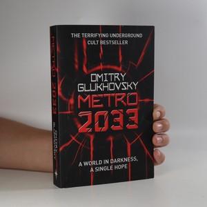 náhled knihy - Metro 2033 (anglicky)