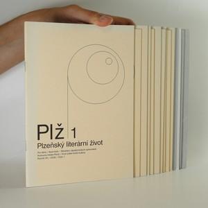 náhled knihy - 14x Plž. Plzeňský literární život (viz poznámka)