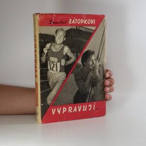 náhled knihy - Dana a Emil Zátopkovi vypravují