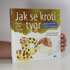 náhled knihy - Jak se krotí tygr