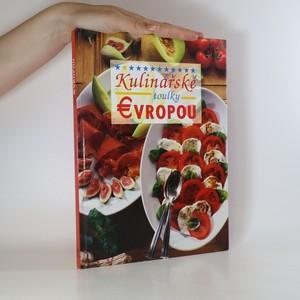 náhled knihy - Kulinářské toulky Evropou