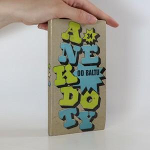 náhled knihy - Anekdoty od Baltu