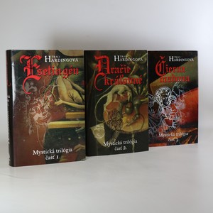 náhled knihy - Mystická trilógia I.-III. díl (3 svazky, komplet)
