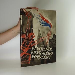 náhled knihy - Památník pražského povstání 1945