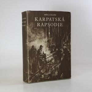 náhled knihy - Karpatská rapsodie