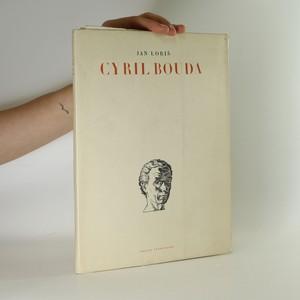 náhled knihy - Cyril Bouda (kompletní nepodepsáný výtisk)