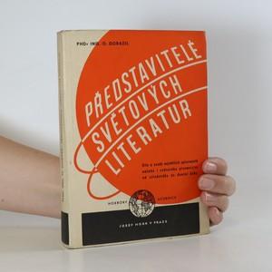 náhled knihy - Představitelé světových literatur