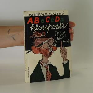 náhled knihy - Abeceda hlouposti