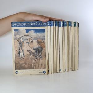 náhled knihy - Dobrodružný svět č. 1-44 (ročník 1935)
