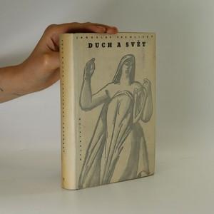 náhled knihy - Duch a svět