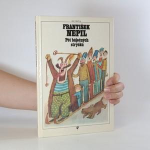 náhled knihy - Pět báječných strýčků