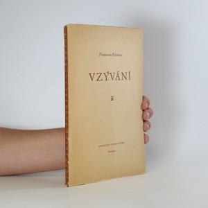 náhled knihy - Vzývání
