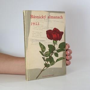 náhled knihy - Básnický almanach 1953