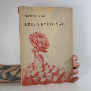 náhled knihy - Krev s květů máje
