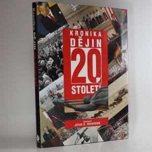 náhled knihy - Kronika dějin 20. století