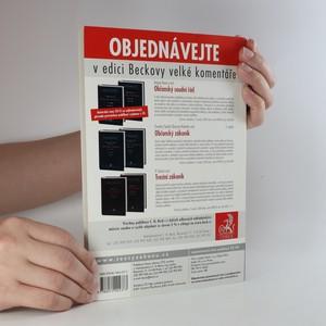 antikvární kniha Evropské dokumenty. Právní stav ke dni 15. října 2010, 2010