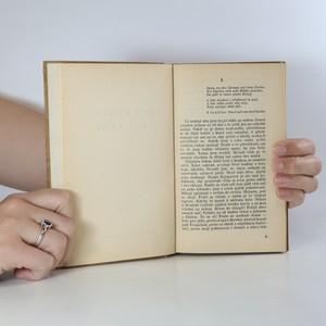 antikvární kniha Bez konce jsou lesy, 1943