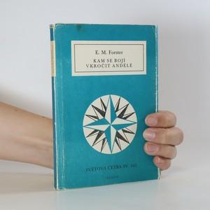 náhled knihy - Kam se bojí vkročit andělé