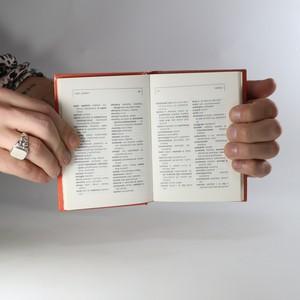 antikvární kniha Slovensko-poľský, poľsko-slovenský turistický slovník, 1989