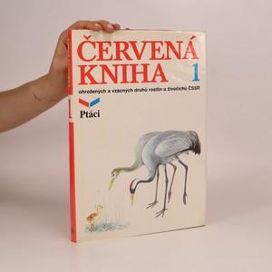 náhled knihy - Červená kniha 1. Ptáci