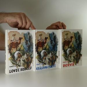 náhled knihy - 3x Třemi díly světa: Derviš. Královna pouště. Lovec sobolů. (3 svazky)