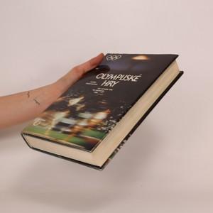 antikvární kniha Olympijské hry : od Athén 1896 po Moskvu 1980, 1984