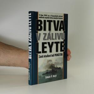 náhled knihy - Bitva v zálivu Leyte. Zánik letadlové lodi Princeton