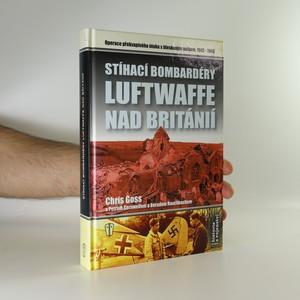 náhled knihy - Stíhací bombardéry Luftwaffe nad Británií