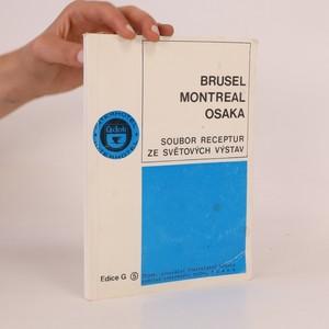 náhled knihy - Soubor receptur ze světových výstav