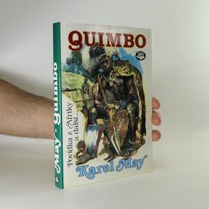 náhled knihy - Quimbo. Povídka z Afriky a další...