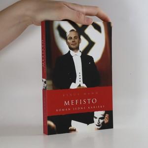 náhled knihy - Mefisto. Román jedné kariéry