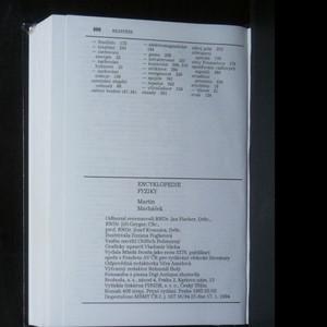antikvární kniha Encyklopedie fyziky, 1995