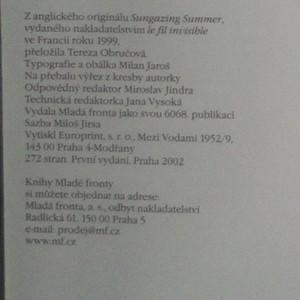 antikvární kniha Tančili tváří k slunci, 2002