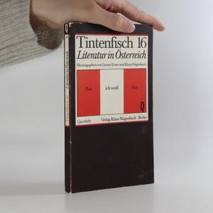 náhled knihy - Tintenfisch 16. Literatur in Österreich