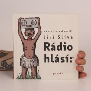 náhled knihy - Rádio hlásí