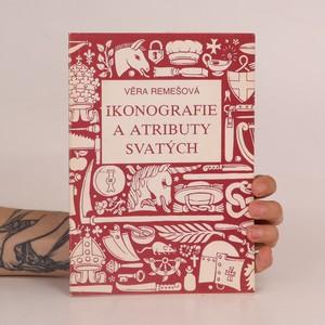 náhled knihy - Ikonografie a atributy svatých