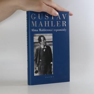 náhled knihy - Gustav Mahler