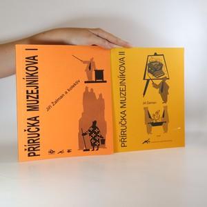 náhled knihy - Příručka muzejníkova I. a II. díl (2 svazky)