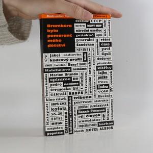 náhled knihy - Brambora byla pomeranč mého dětství