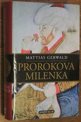 náhled knihy - Prorokova milenka