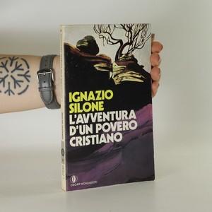 náhled knihy - L'avventura d'un povero cristiano
