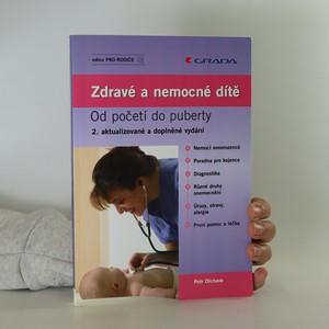 náhled knihy - Zdravé a nemocné dítě. Od početí do puberty
