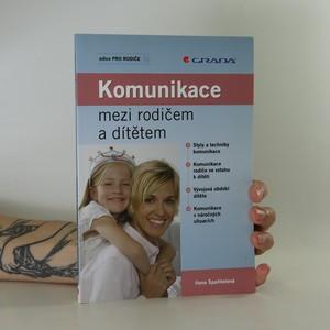 náhled knihy - Komunikace mezi rodičem a dítětem