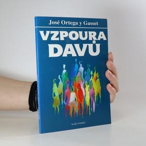 náhled knihy - Vzpoura davů