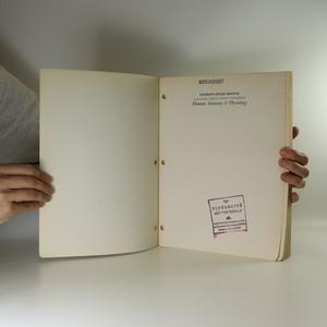 antikvární kniha Student's study manual. Human anatomy & physiology, 1992
