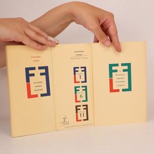 náhled knihy - 3x František Langer (viz foto)