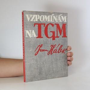 náhled knihy - Vzpomínám na TGM