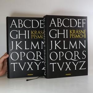 náhled knihy - Krásné písmo ve vývoji latinky. I a II. (dva svazky)