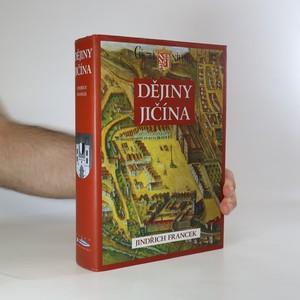 náhled knihy - Dějiny Jičína